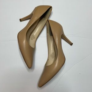 Nine West Nude Pump l Size 6.5